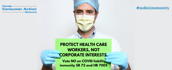 Oppose SB 72 for our health care heroes