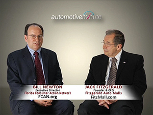 Bill Newton and Jack Fitzgerald explain car buying