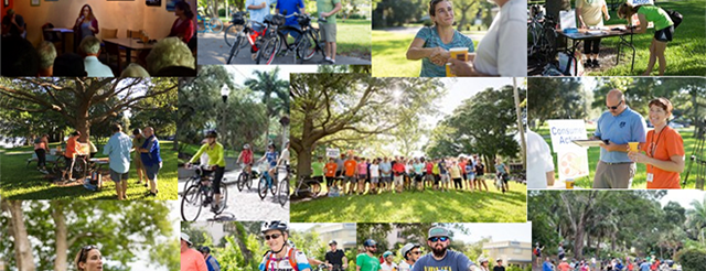 FCANF Complete Streets Bike Event
