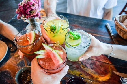 St Pete Tacos & Margs Crawl