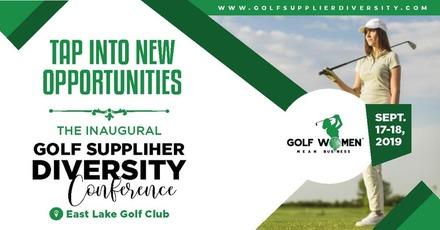 Golf SuppliHER Diversity Conference