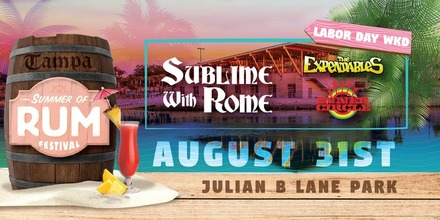 Summer of Rum Festival ft. Sublime w/ Rome, The Expendables, Inner Circle
