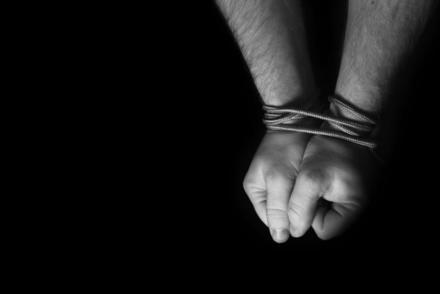Human trafficking  us mil