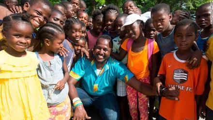 Creating an oasis of hope in one of Haiti's most dangerous neighborhoods
