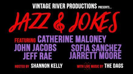 Jazz & Jokes: Live at Tampa Improv