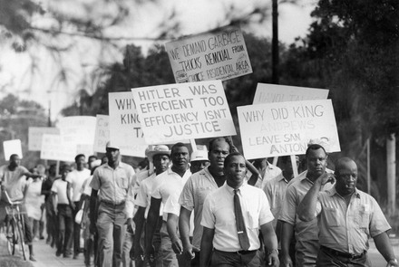 """Exhibition Opening for """"The Civil Rights Movement in Tampa Bay"""""""