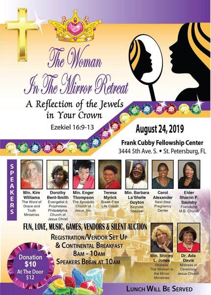 The Woman In The Mirror Retreat