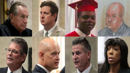 These are the key people in the Jason Van Dyke trial