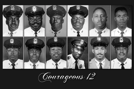 Ceremony Honoring the Courageous 12