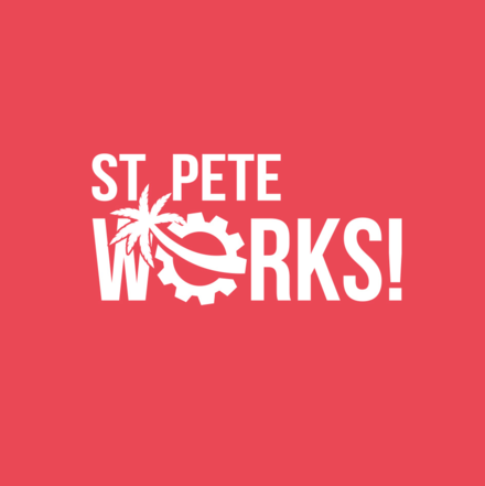 St. Pete Works! Collaborative Monthly Meeting Nov. 8th