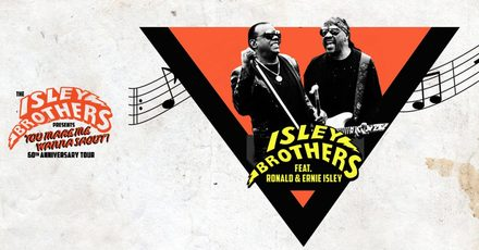 Tickets are on sale for a Dec. 19 show with the Isley Brothers at the Duke Energy Center Mahaffey Theater