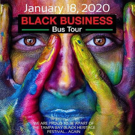 Black Business Bus Tour 2020