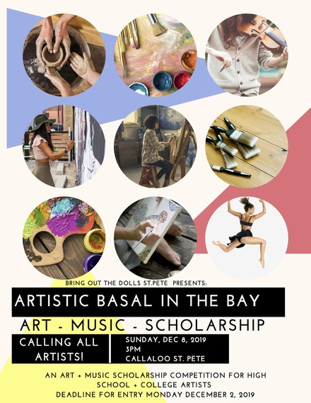 Artistic basal in the bay 2