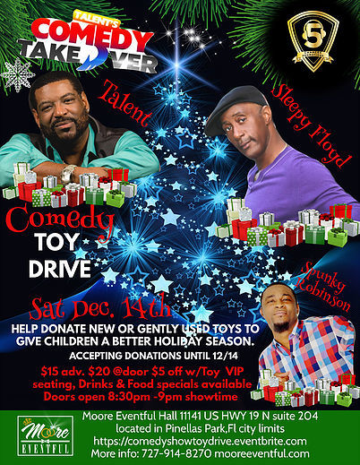 Copy of copy of christmas toy drive