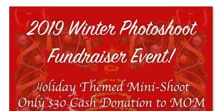 M.O.M Photos 4 the Holidays Fundraiser Event