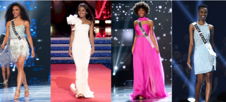 In 2019, Miss America, Miss Teen USA, Miss USA, and Miss Universe are all Black women
