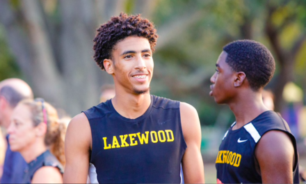 St. Petersburg track star among victims in NAS Pensacola shooting
