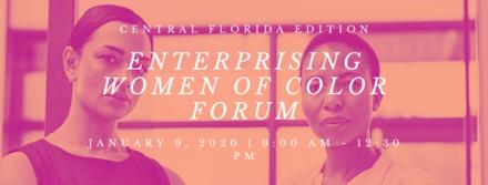 Enterprising Women of Color Forum, Central Florida Edition