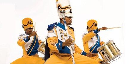 Drumline showpage