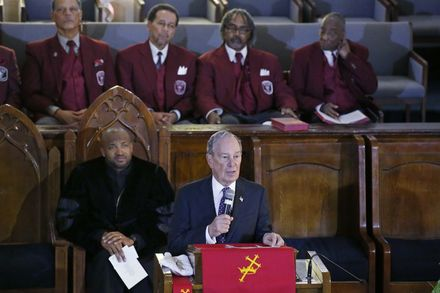 Bloomberg proposes multi-billion-dollar initiative to provide economic justice for black Americans in Tulsa speech