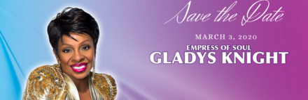 Gladys Knight Live at Ruth Eckerd Hall