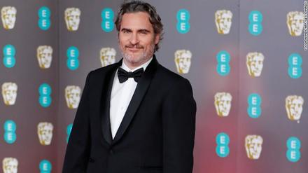 Joaquin Phoenix calls out film industry's 'systemic racism' in BAFTA speech