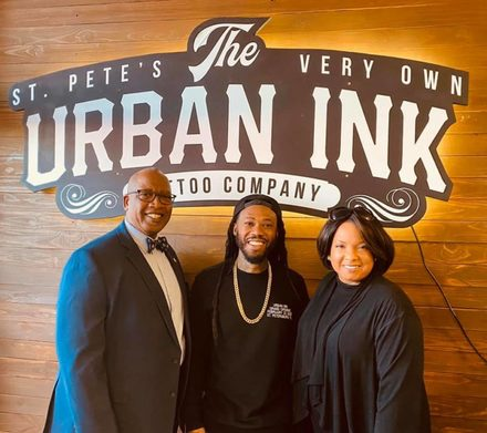 St. Pete's Very Own, The Urban Ink Tattoo Company Expands