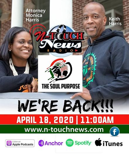 N-Touch News Radio IS BACK!!!