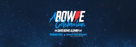 POSTPONED A Bowie Celebration, Reschedule date Thursday, September 24, 2020