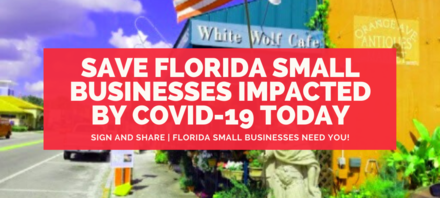 Copy of copy of copy of save florida small businesses impacted by covid 19 today