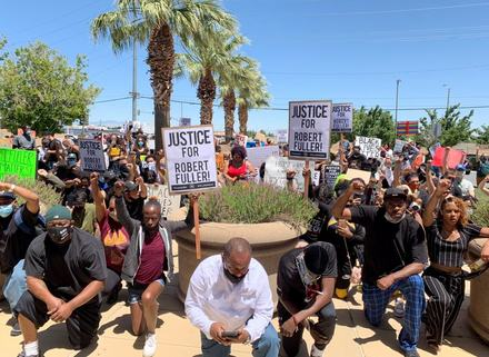 A Black Man Was Found Hanging From a Tree, and a Community Demands Answers