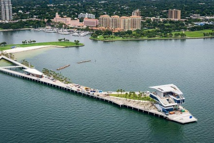 The City of St. Petersburg Announces New St. Pete Pier Grand Opening Date
