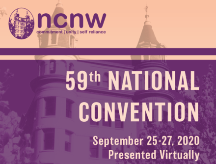 Call to the 59th NCNW National Convention
