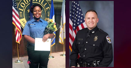 Officer Brett Hankison fired for misconduct during Breonna Taylor shooting