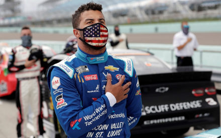 FBI, NASCAR investigating after noose found in Bubba Wallace's garage
