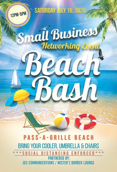 Small Business Network Beach Bash