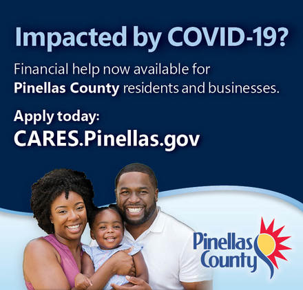Financial Help Now Available for Pinellas County residents and businesses