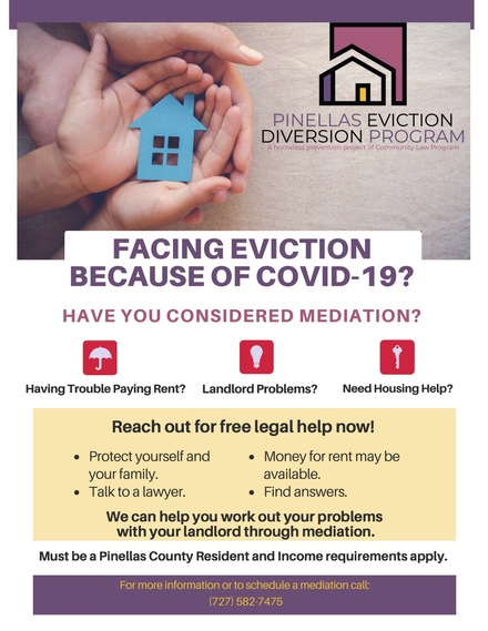 Facing Eviction Because Of COVID-19?
