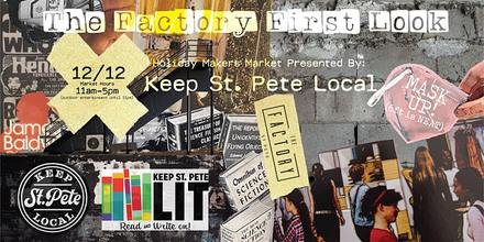 """Holiday Makers Market at """"The Factory First Look"""""""