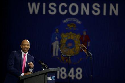 Wisconsin's Rising Democratic Star Lt. Gov. Mandela Barnes Is Scared