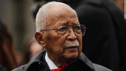 David Dinkins, New York's first Black mayor, dies at 93