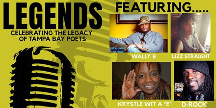 Legends: Celebrating the Legacy of Tampa Bay Poets