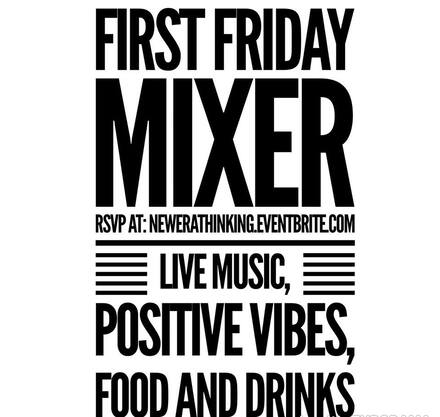 First Friday Mixer Downtown St. Pete