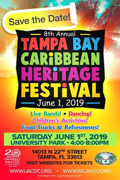 2019 Tampa Caribbean American Heritage Month Festival