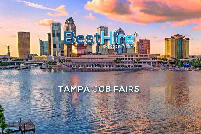 Tampa job fairs 1