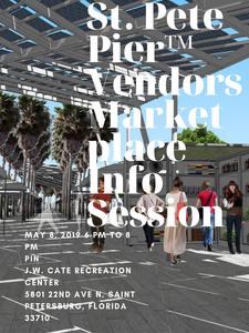 St. pete pier%e2%84%a2 marketplace info session