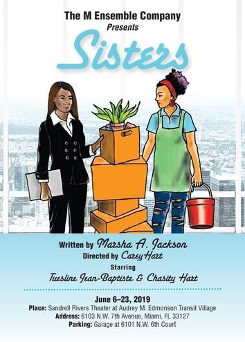 Sisters website front flyer 2
