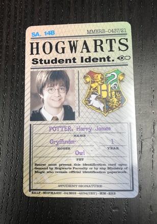 Harrypotter hogwartsid