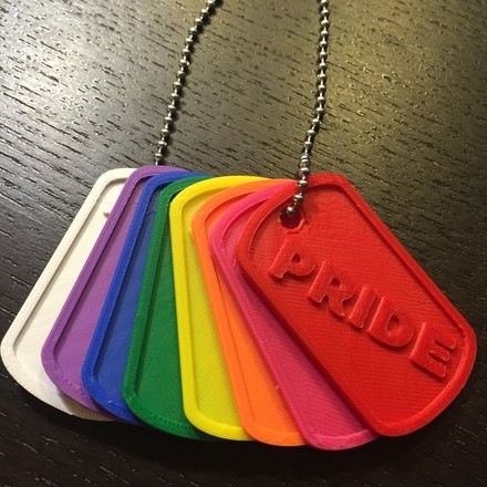 Pride tags