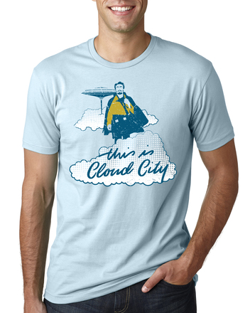 This is cloud city mockup